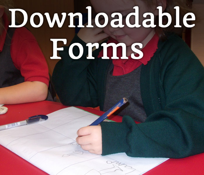 Downloadable forms